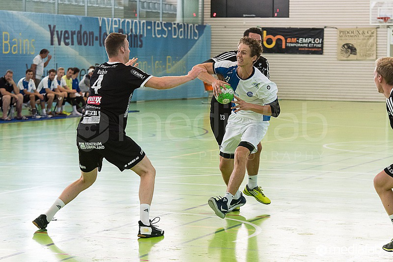 2017 - Lovats International Handball Cup - Yverdon-les-Bains